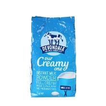 德运 Devondale 全脂成人奶粉