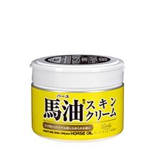 Loshi馬油乳霜220g 滋潤嫩膚 止癢抗敏 保濕補水