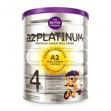 【澳洲直郵】【包稅包郵】澳洲直郵a2白金版嬰幼兒奶粉4段900g(3-6歲)新西蘭Platinum原裝進口