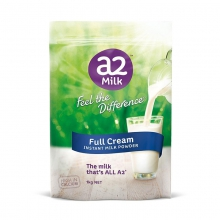 【澳洲直郵】【包稅包郵】A2 全脂成人奶粉 優質奶源 呵護腸胃 1kg